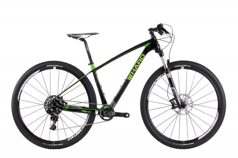 "FLC 29 PRO 17"" BLACK/GREEN"