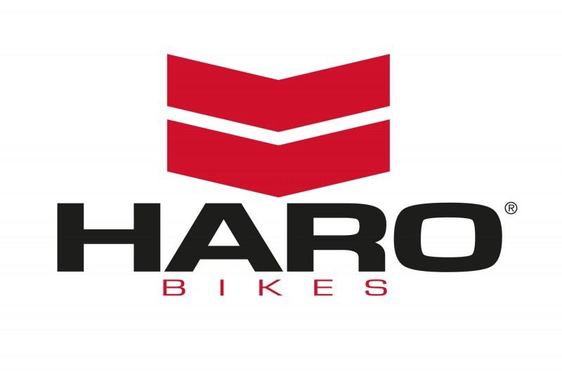 "HARO STICKER ""CHEVRONS"" PROMO-STICKER, SIZE: 76X44MM"
