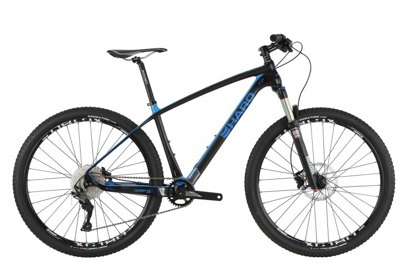 "FLC 27.5 COMP 17"" MY2017 BLACK/BLUE"