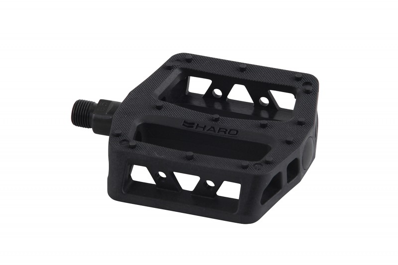 """HARO-PEDALS-PLASTIC-RECYCLED-916""""-BLK-WEB.jpg"""